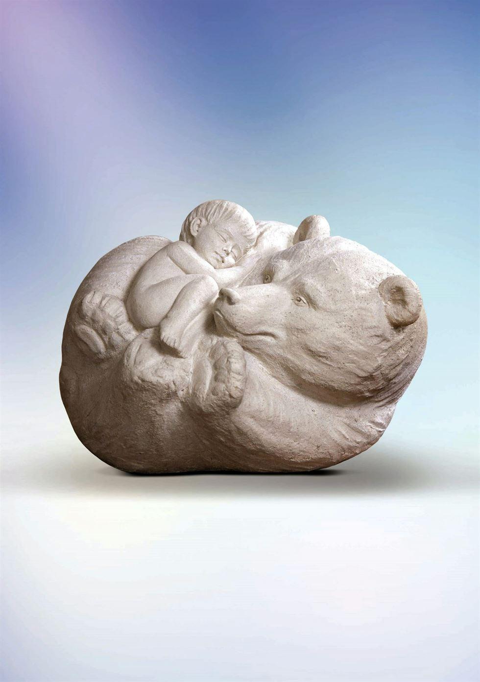 скульптура идиллия