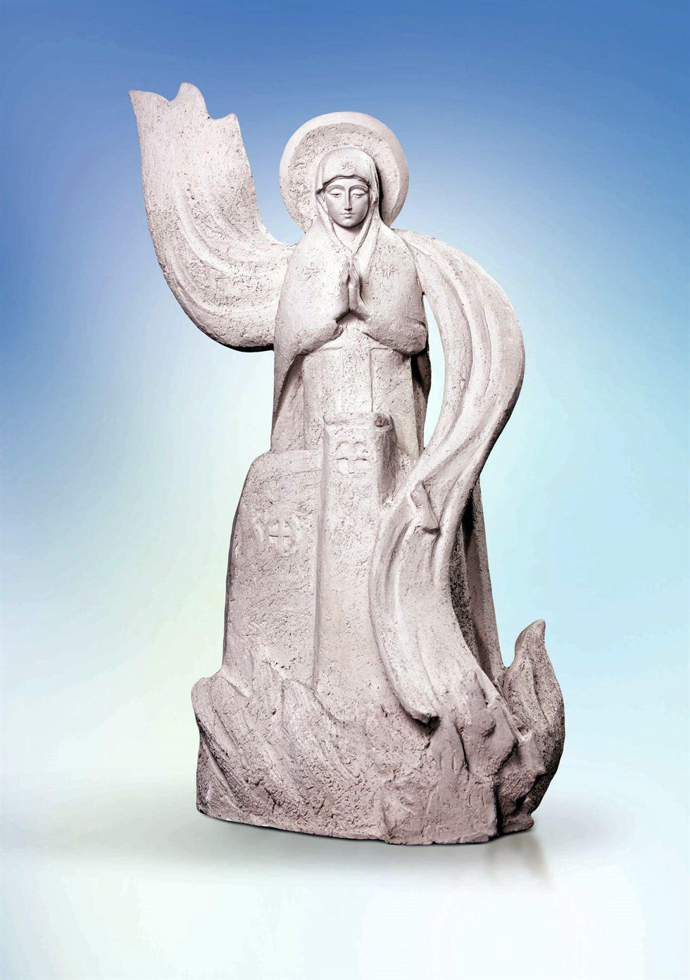 скульптура мост милосердия