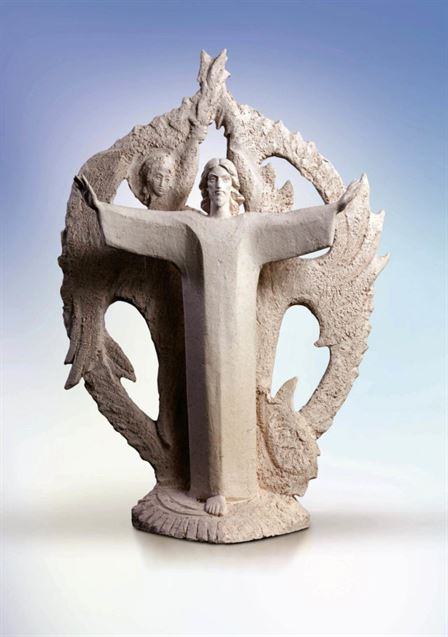 скульптура мессия