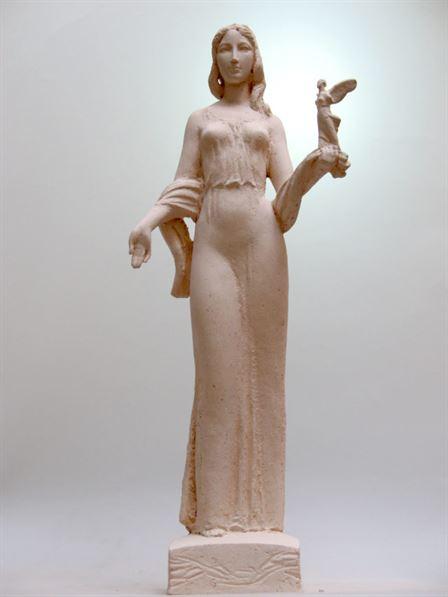 скульптура муза