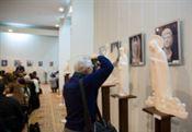 выставка скульптур Алексея Леонова в Виннице «По зову сердца»