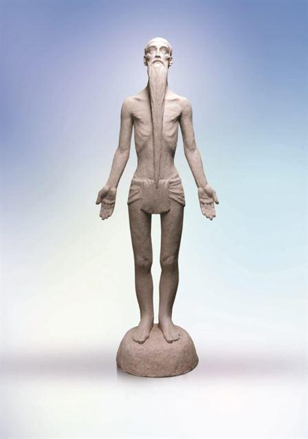 скульптура столпника