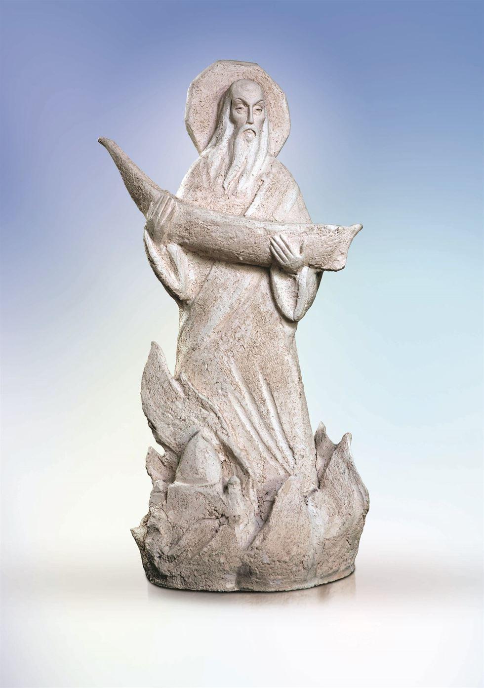 скульптура ной с ковчегом