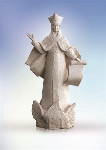 скульптура софия премудрая