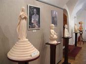 Путями духа персональная выставка Алексея Леонова в Музее имени Н.К. Рериха.