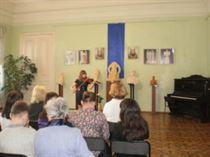 Молитва длиною в две тысячи лет. В галерее «Ижад» — скульптуры Алексея Леонова. - P3150098 300x225