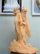 Выставка скульптур Алексея Леонова в Тамбовской области
