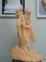 скульптура мудреца