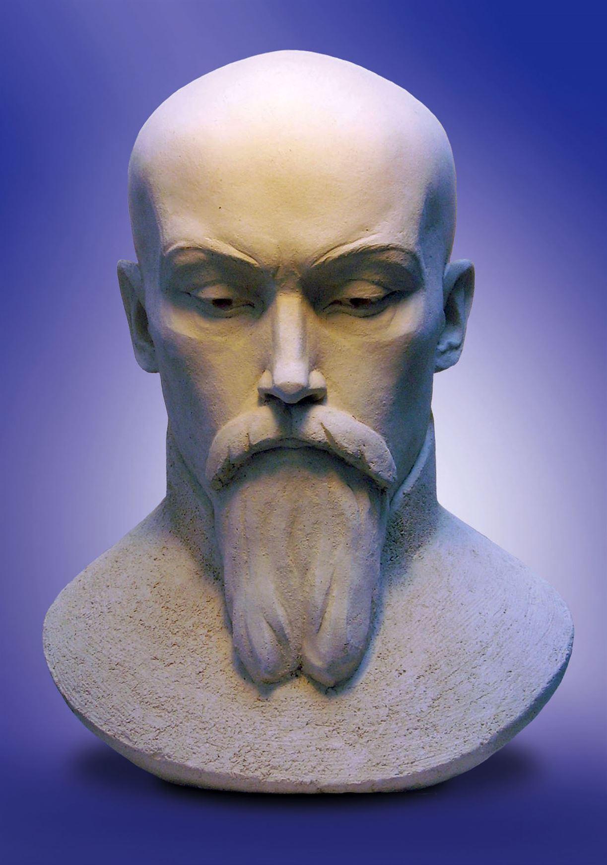 Николай Рерих. 2004. Шамот