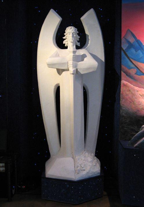 скульптура гімн людини
