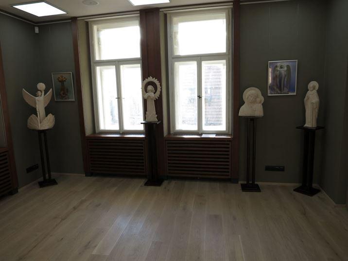 Скульптура выставка