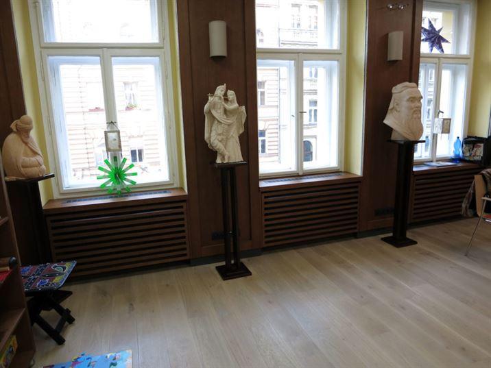 скульптуры музей