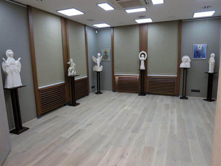 скульптуры выставка