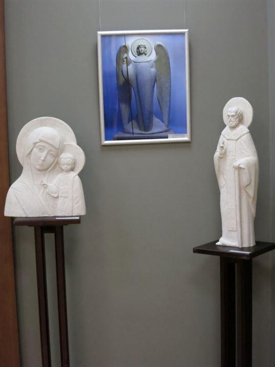 скульптура христианская