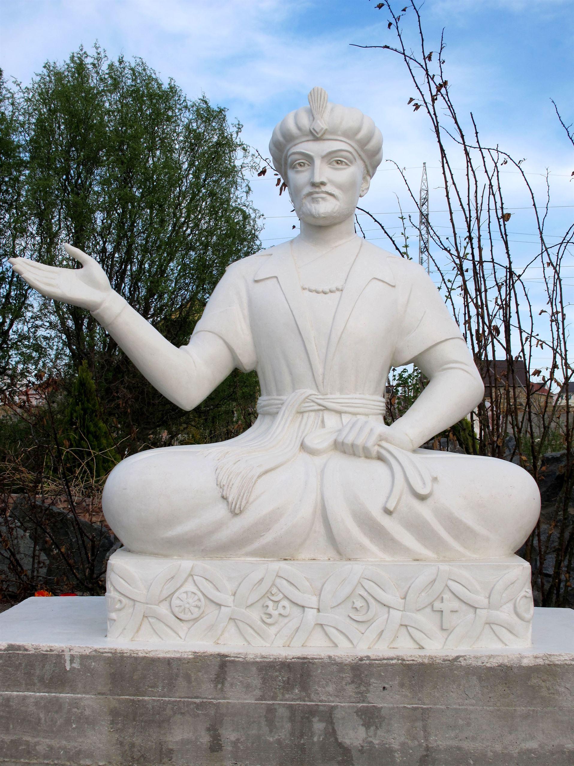 Император Акбар. г. Симферополь