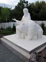 Сергий Радонежский и медведь
