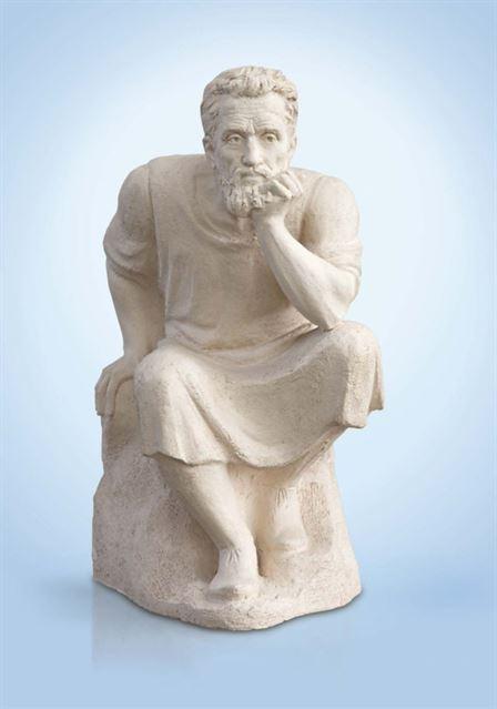 скульптура мыслитель