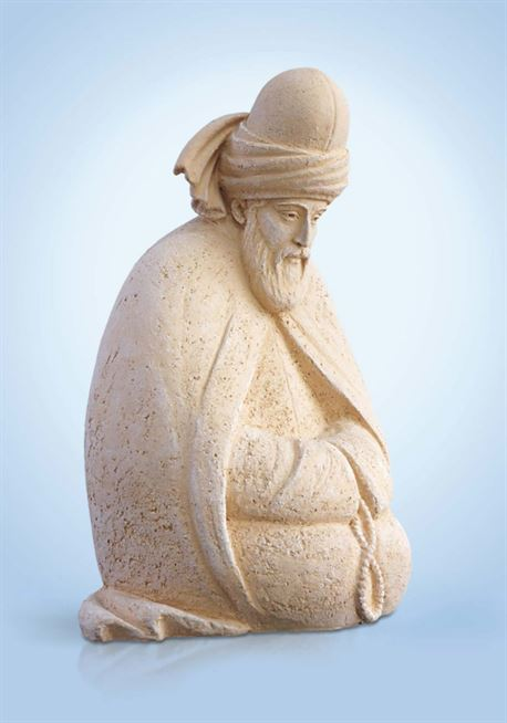 скульптура мусульманская
