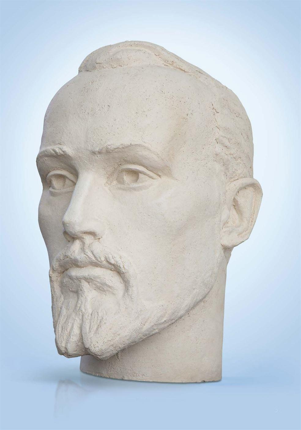 скульптура известная личность