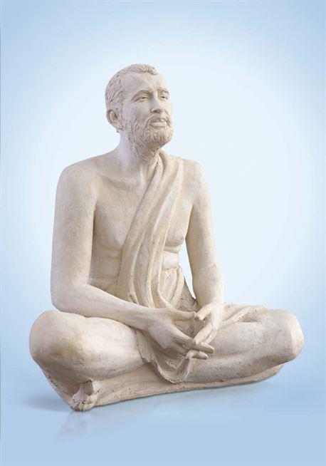 скульптура йогин