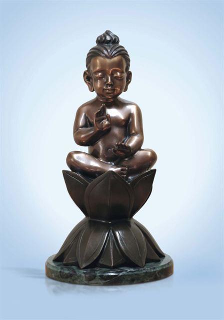 скульптура буддизм