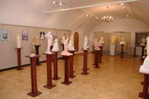 персональная выставка скульптора Алексея Леонова