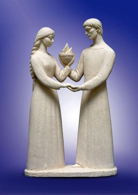 скульптура из камня