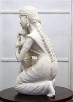 памятник кришна