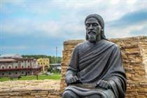 Памятник Гхошу