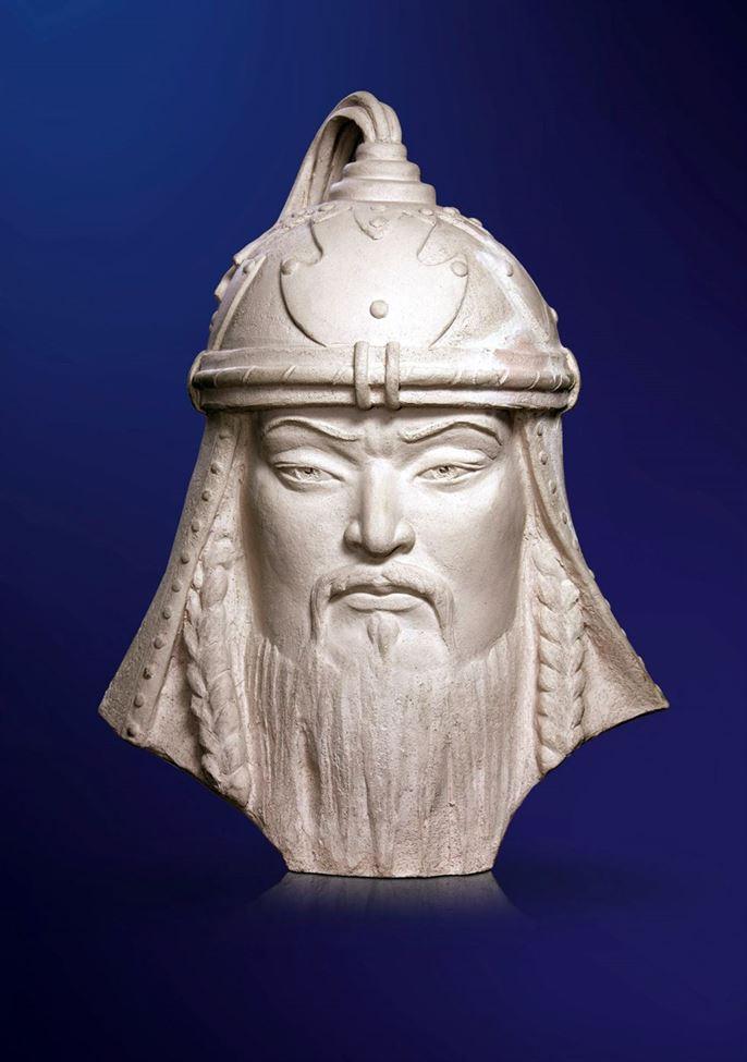 скульптура чингисхан