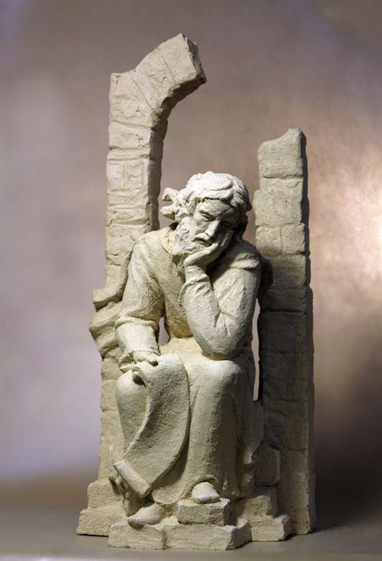 Пророк Иеремия. 2013. -  иеремия 768x1126