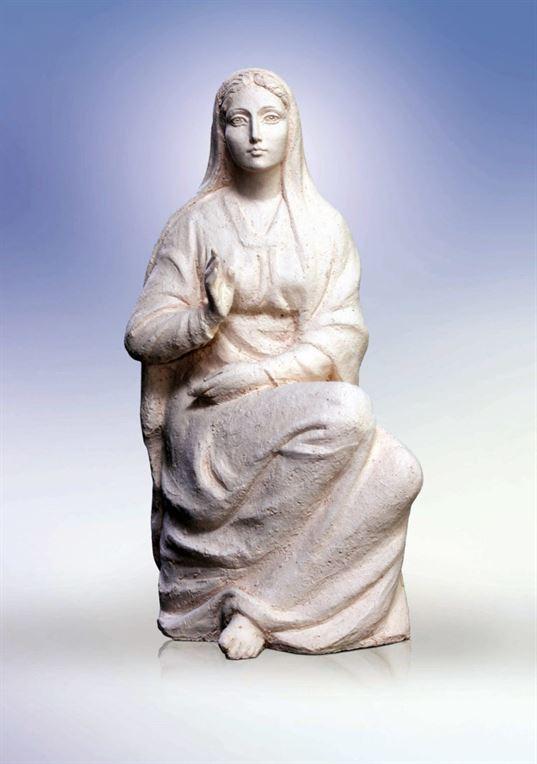Мария, сестра Лазаря. 2005. - 10 768x1092