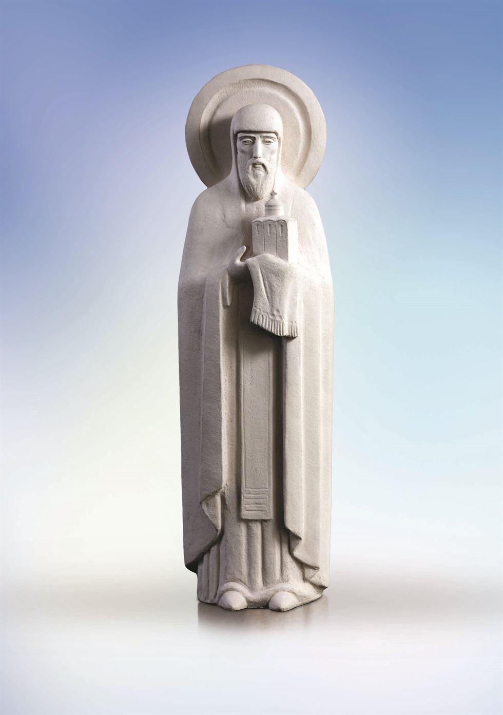 скульптура радонежский сергий