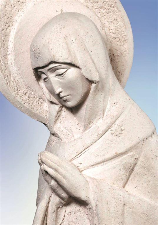 Пресвятая Богородица о кающихся молится. 2005. - 27 768x1092