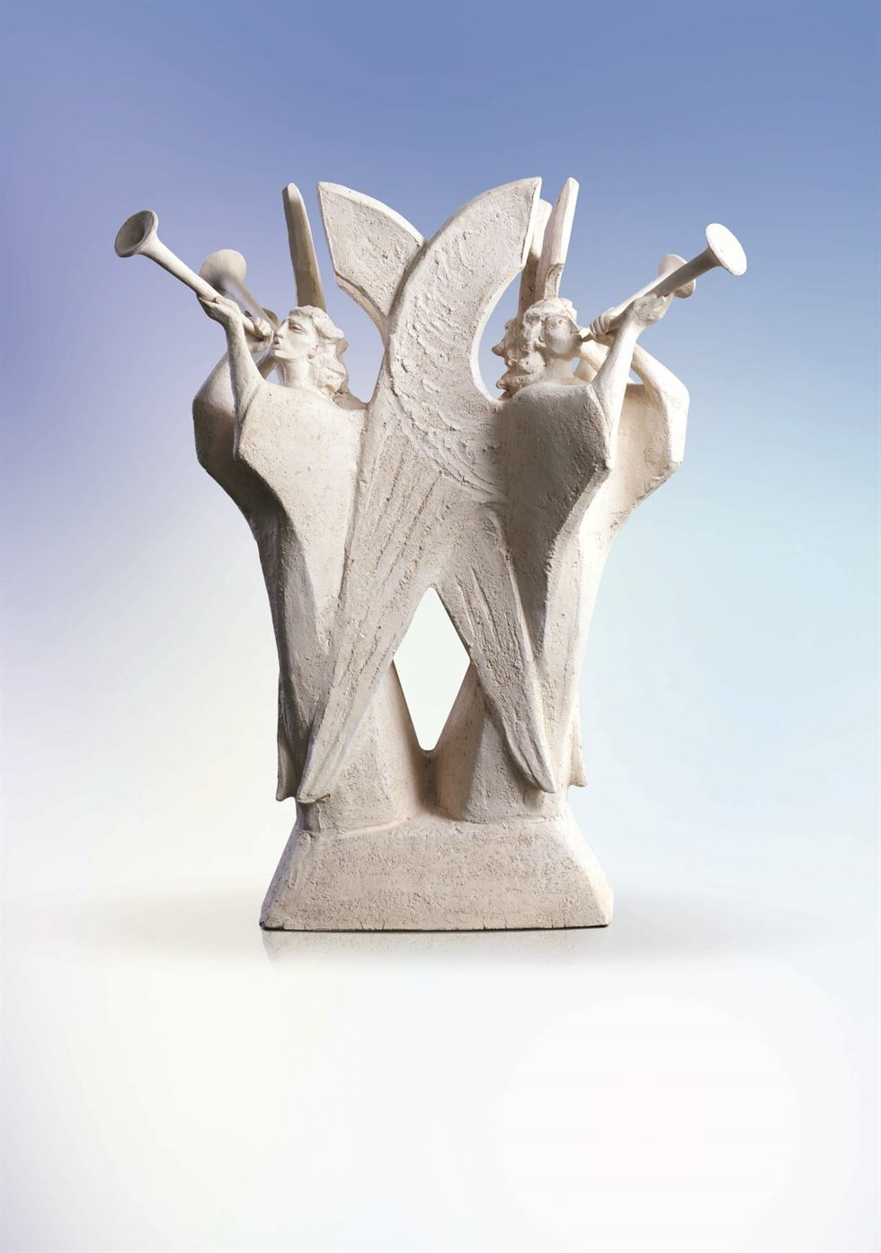 скульптура архангелы