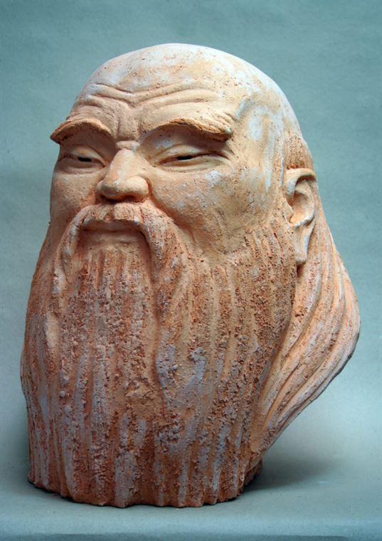 Lao Tzu. 2006. -  Цзы 768x1086