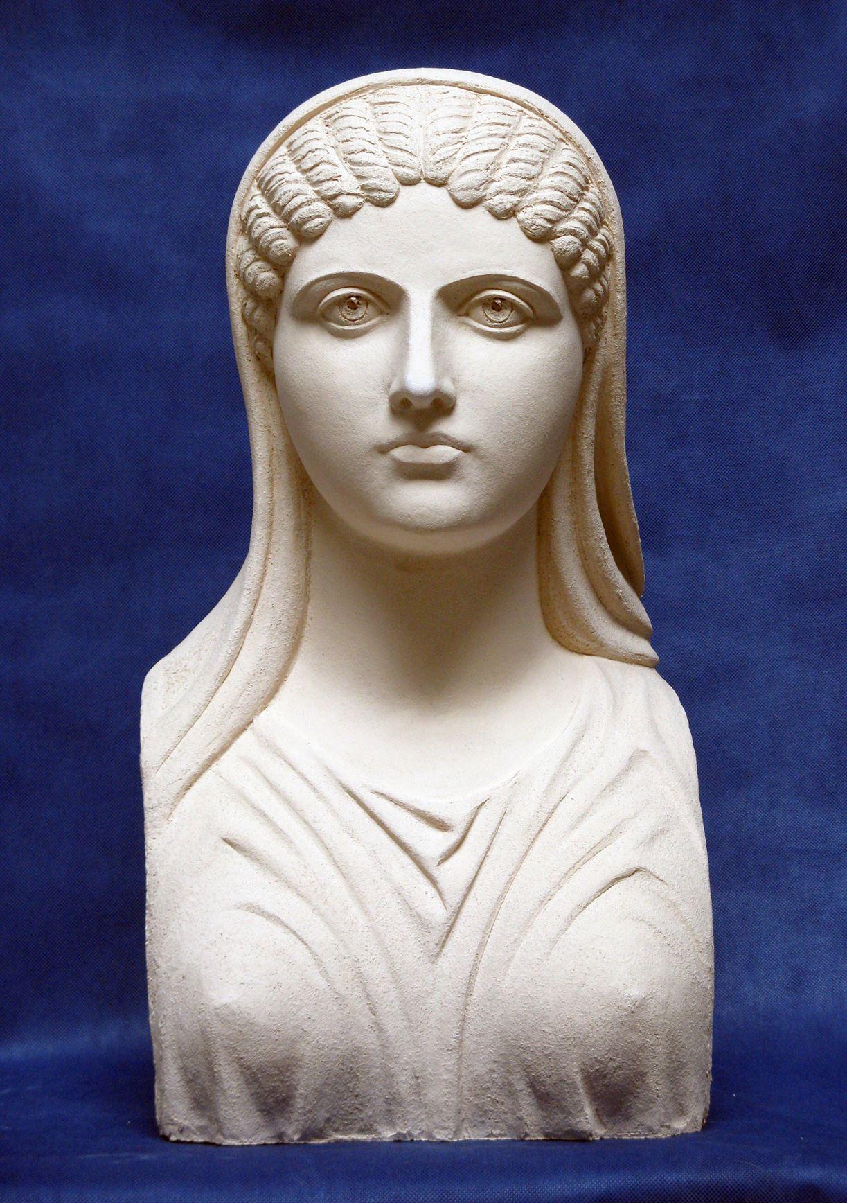 скульптура древнего рима