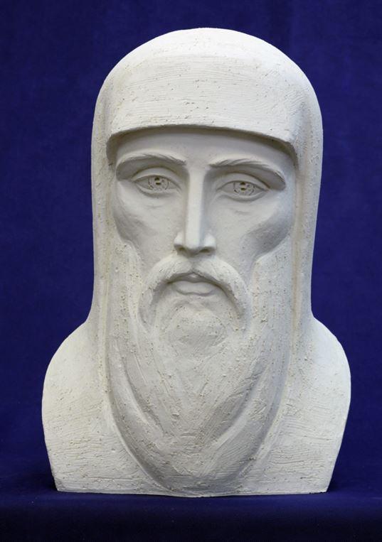 St. Sergius Radonezhsky. Great Teachers of Humanity eхhibition.  ETNOMIR  Cultural Education Center - 65 768x1090