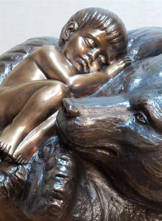 Станковая скульптура - искусство украшения интерьера. - IMG 237 23 768x1046