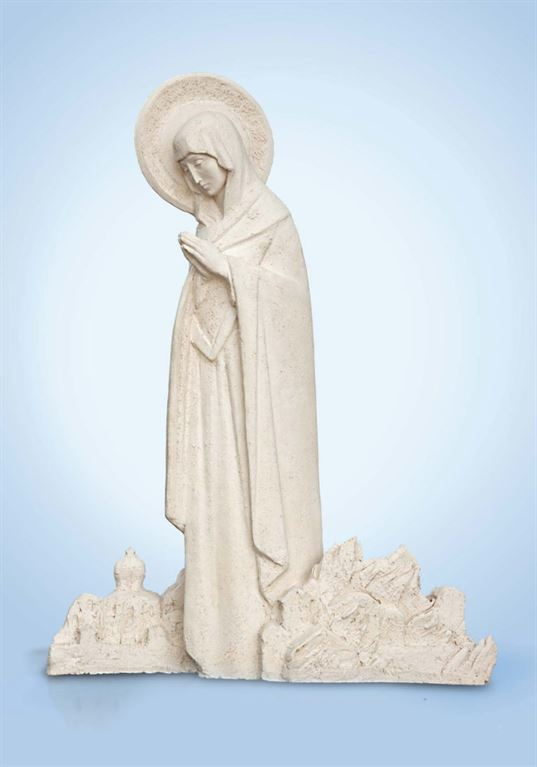 The Most Holy Mother of God, pray for the repentant. 2005. - Katalog Page 05 768x1097