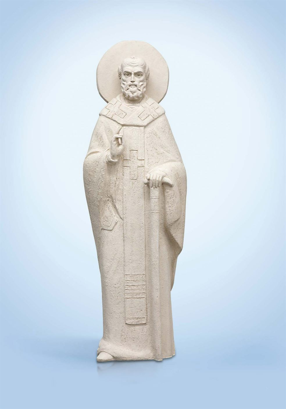 скульптура николай