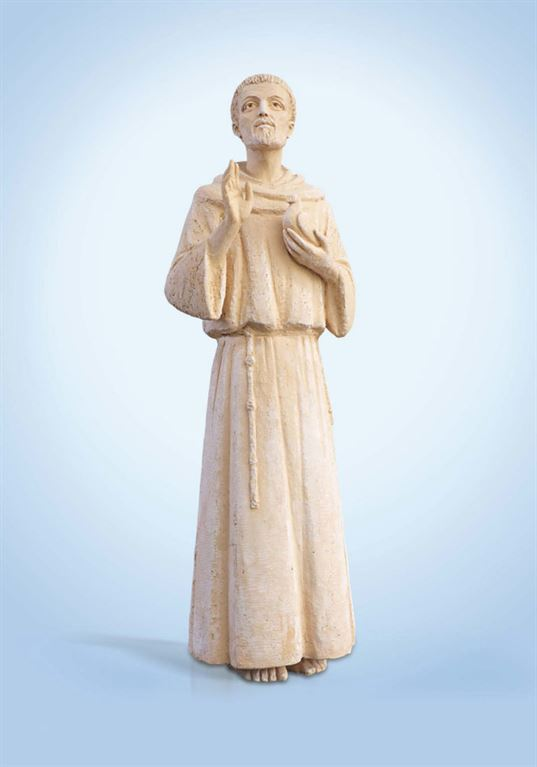 St. Francis of Assisi. 2010. - Katalog Page 20 768x1097