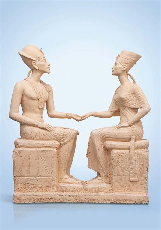 Эхнатон и Нефертити. 2006. - Katalog Page 29 768x1097