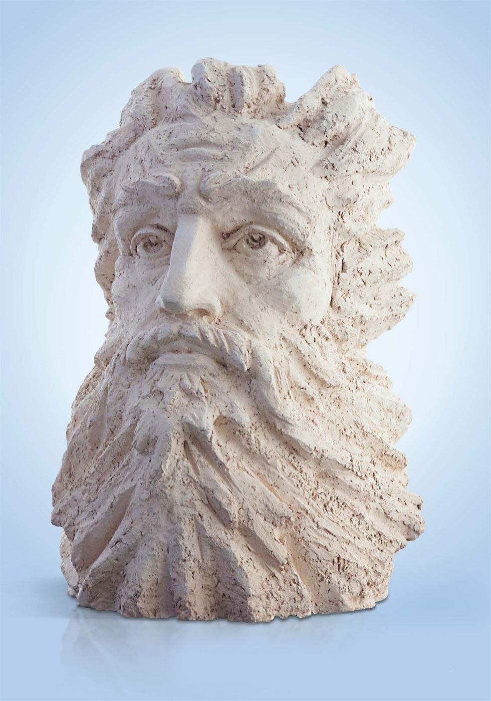 скульптура моисей