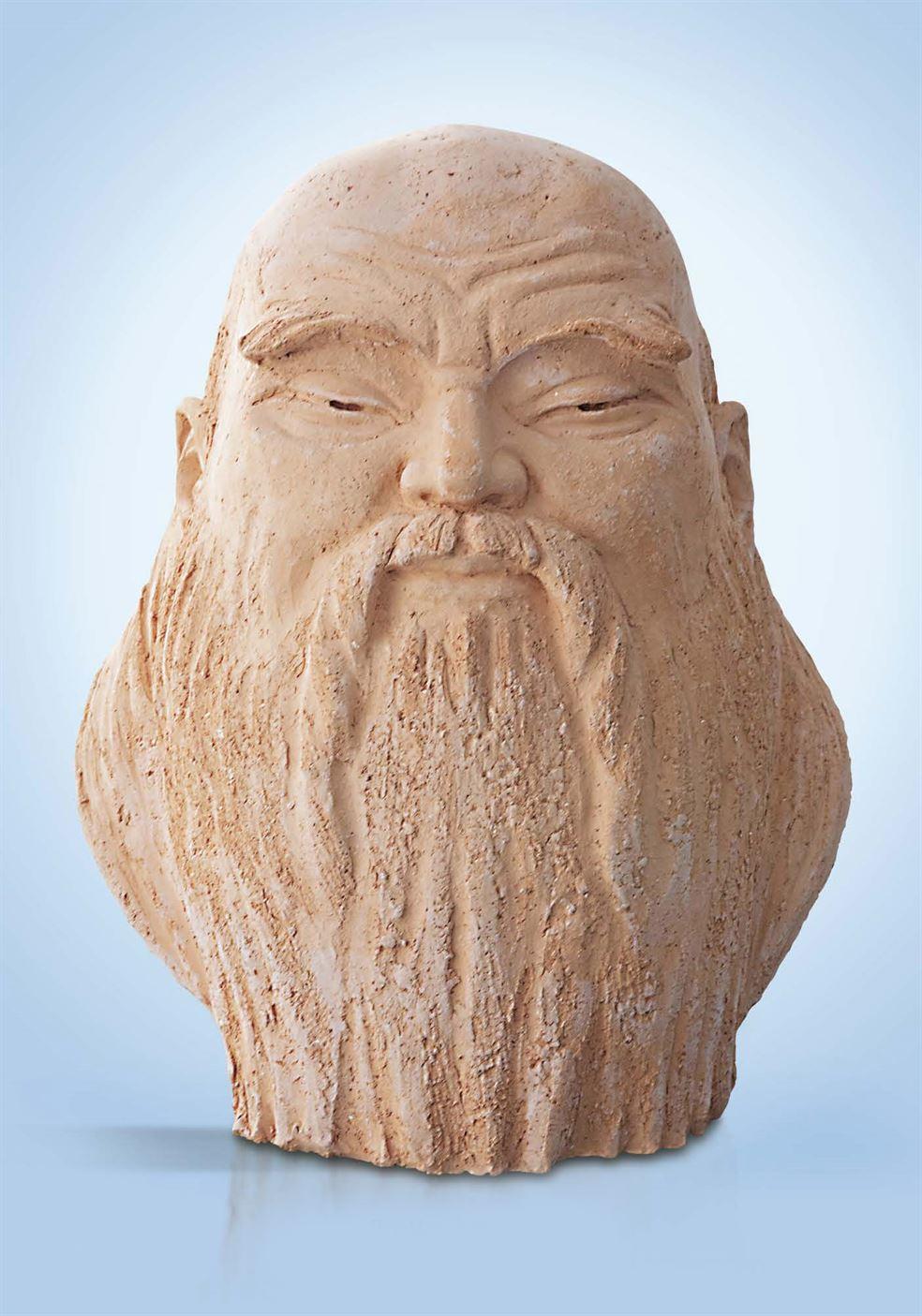 скульптура китай