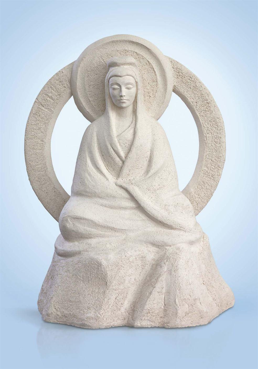 скульптура святая