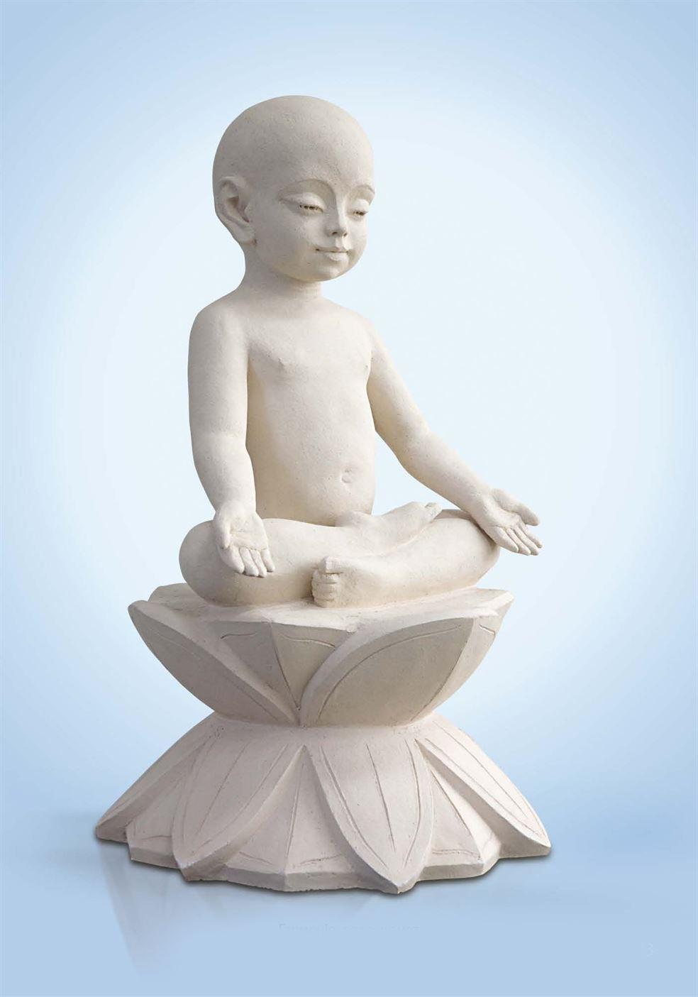 скульптура ребенок