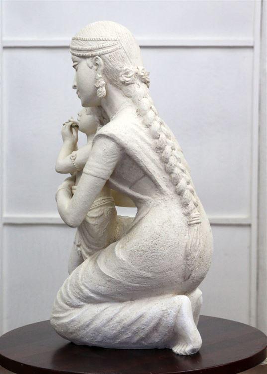 Станковая скульптура - искусство украшения интерьера. - IMG 1225 768x1073