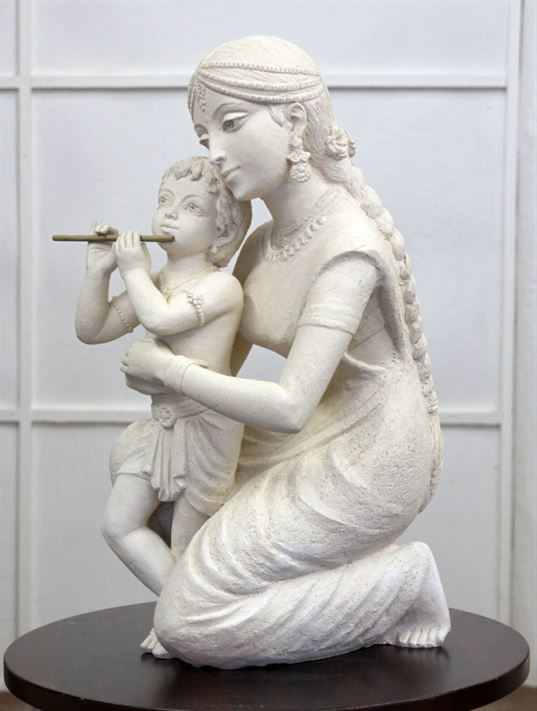 Станковая скульптура - искусство украшения интерьера. - IMG 1229 768x1016