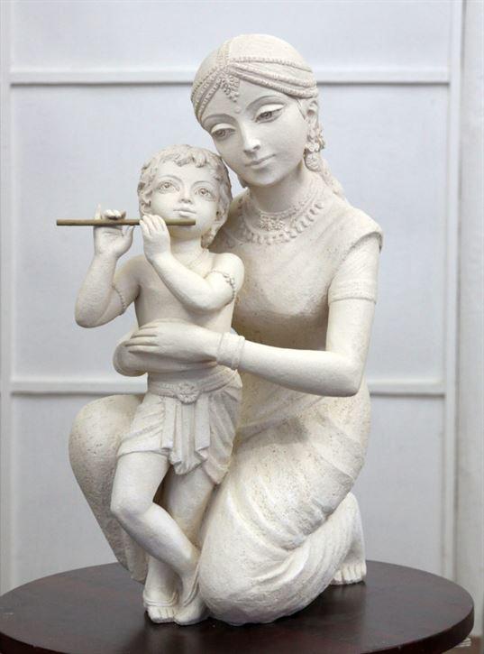 Станковая скульптура - искусство украшения интерьера. - IMG 1233 768x1036